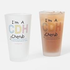 CDHcherub Drinking Glass