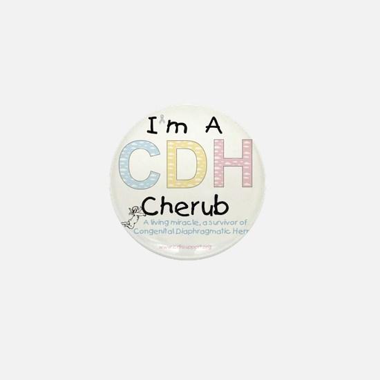 CDHcherub Mini Button