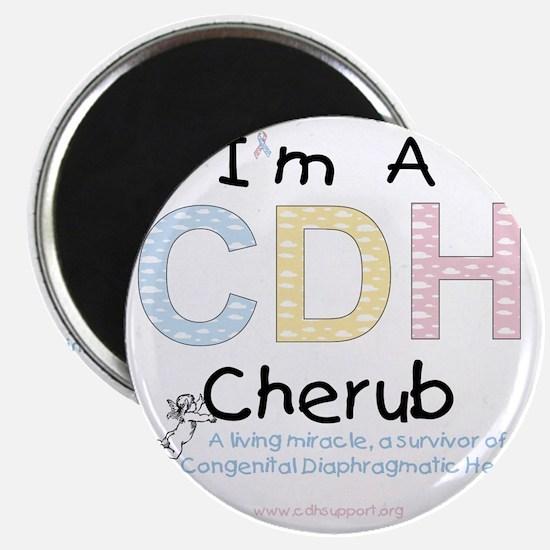 CDHcherub Magnet