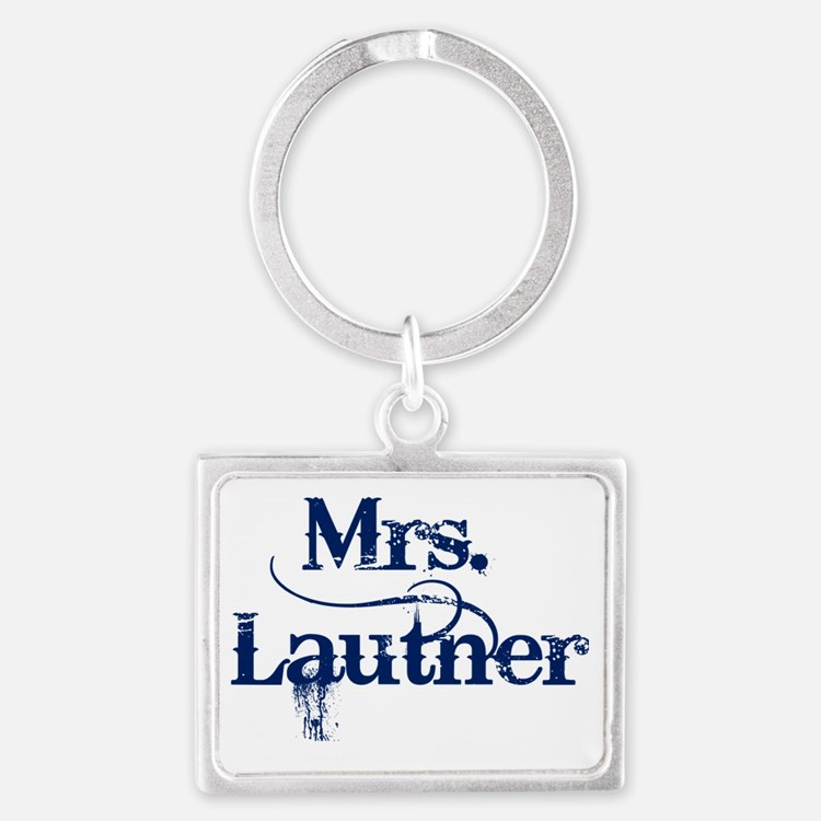 MrsLautner Landscape Keychain