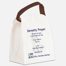 2-prayer Canvas Lunch Bag