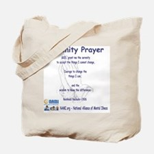 2-prayer Tote Bag