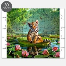 JL_Tiger Lily Puzzle