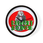 Actual Raunchy Roach Wall Clock