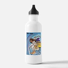 Big Jesus  Water Bottle
