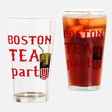 bostontea Drinking Glass
