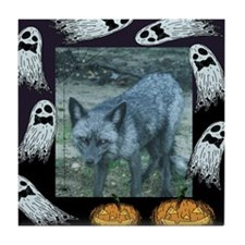 FoxHall1010 Tile Coaster