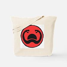 2-Thulsa_Doom_Symbol_by_Hartter Tote Bag