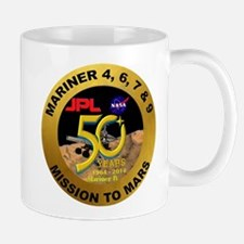Mariner IV 50th Annivesary Mug