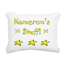kambag Rectangular Canvas Pillow