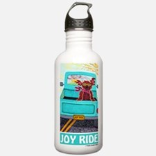 Joy Ride t-shirt Water Bottle