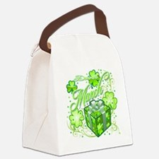 Due In March Canvas Lunch Bag