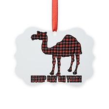 Camel humor 5 Ornament