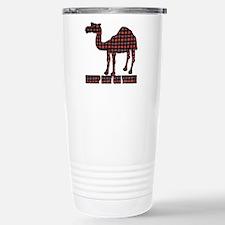 Camel humor 5 Travel Mug