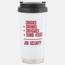 Unique Occupations Travel Mug