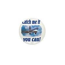 catch me if you can Mini Button