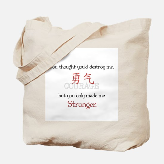 Stronger Tote Bag