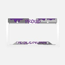 Shirt Ideas- Proud to Be A Le License Plate Holder