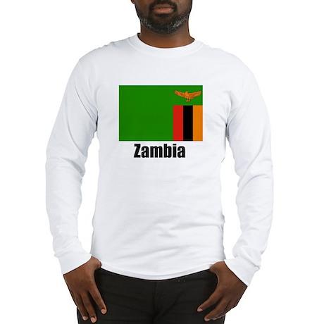 Zambia Long Sleeve T-Shirt