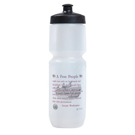 a free people.png Sports Bottle