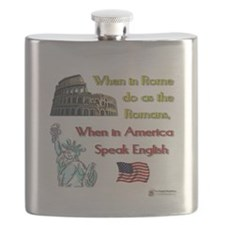 when in rome.png Flask