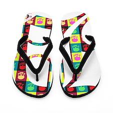 were_still_in_here Flip Flops