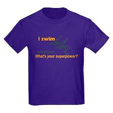 Swimmer T