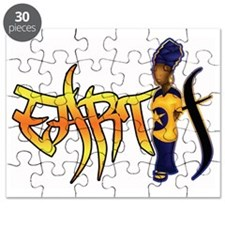 earth d Puzzle