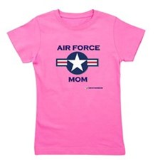 AIR FORCE MOM.png Girl's Tee
