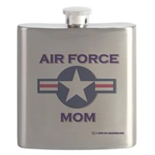 AIR FORCE MOM.png Flask