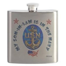 navy Son-in-law.png Flask