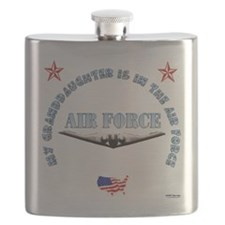 air force granddaughter.png Flask