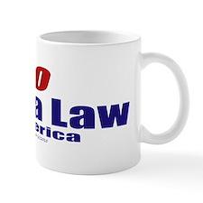 NoSharia3 Small Mug