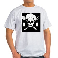 chef-pirate-TIL T-Shirt