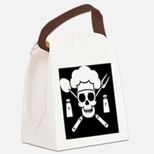 chef-pirate-TIL Canvas Lunch Bag