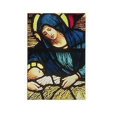 Nativity Rectangle Magnet
