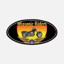 Masonic Riders Patches