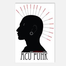 acupunk3Xlarge Postcards (Package of 8)