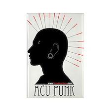 acupunk3Xlarge Rectangle Magnet
