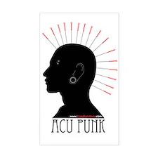 acupunk3Xlarge Bumper Stickers