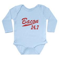 Bacon 247 Body Suit