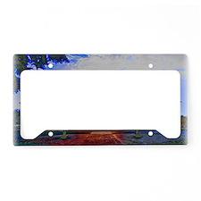 Lyceum License Plate Holder