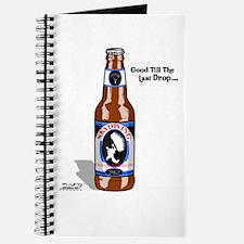 Skydiving Beer Journal