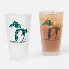2-greatlakes Drinking Glass