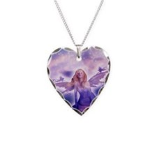 Fairy with Stars Necklace