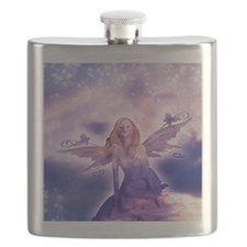 Fairy with Stars Flask