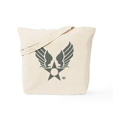 digi_AirForce Tote Bag
