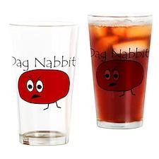 dag nabbit Drinking Glass