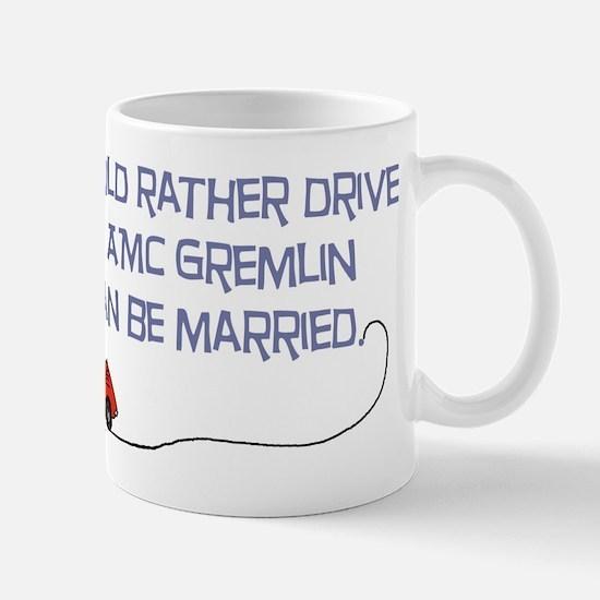 Anti-Marriage Mug