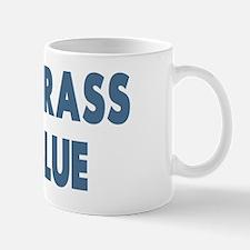 my grass is blue lyn skyn 1 Mug